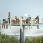 Commercial for US Cellular directed by Jose Antonio Prat- production design by Tommaso Ortino