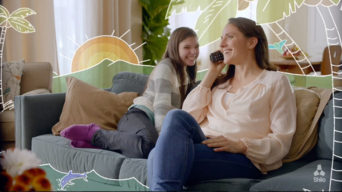 Commercial for Charter Communications directed by Anthony Furlong - production design by Tommaso Ortino