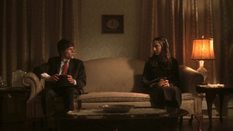 Jesse Eisenberg and Stella Keitel play Sam and Zeldy in Holy Rollers - Production design by Tommaso Ortino