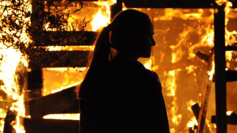 Sindi Lacej plays Rudina - The Forgiveness of Blood by Joshua Marston - Production design by Tommaso Ortino