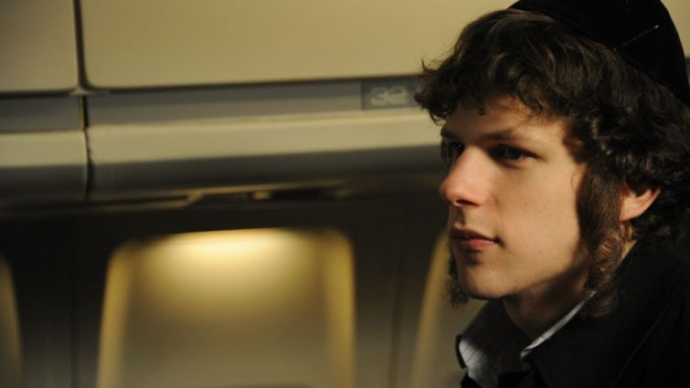 Jesse Eisenberg in Holy Rollers